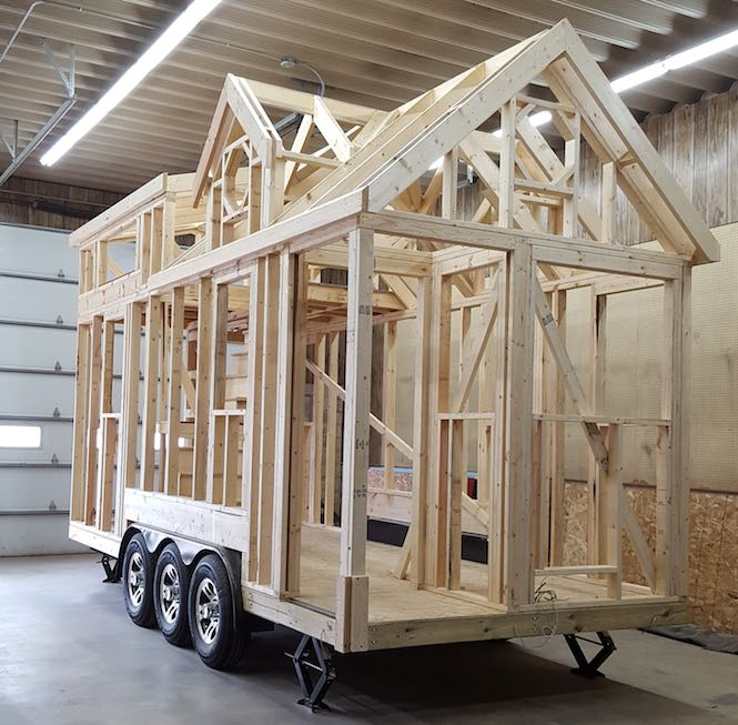 Building A Tiny Home: The Build Process